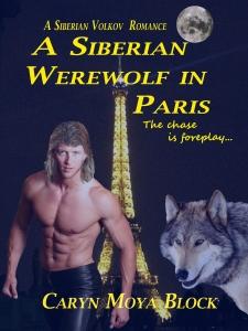 Siberian Werewolf in Paris Edited