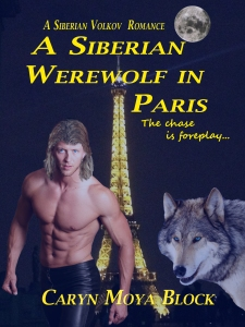 Siberian Werewolf in Paris Edited