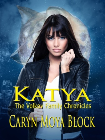 Caryn Moya Block Moonkissed